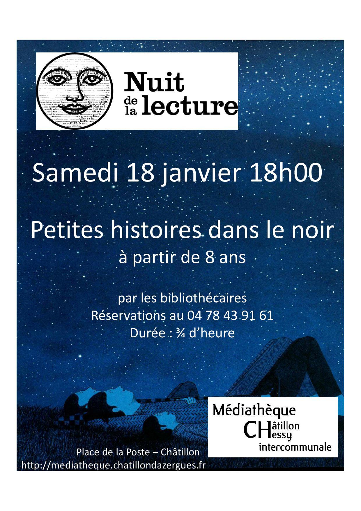Nuit de la lecture atelier 2