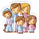 Icon Espace Famille Petite Enfance